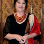 Η Μόνικα Σαβουλέσκου-Βουδούρη
